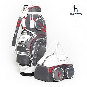 헤지스 2021 여성 골프백+보스턴백세트 HZCB-010L-GR