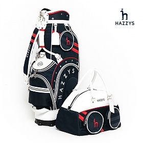 헤지스 2021 여성 골프백+보스턴백세트 HZCB-010L-NY