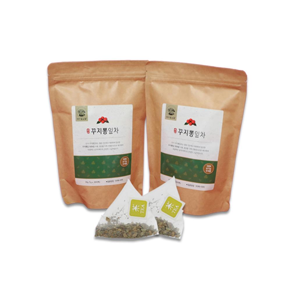 진안꾸지뽕나무 안지인 토종 꾸지뽕 잎차 1g x 30개