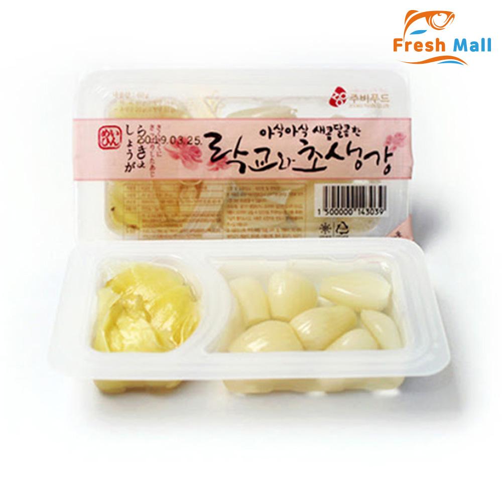 프레쉬몰 락교&초생강 60g