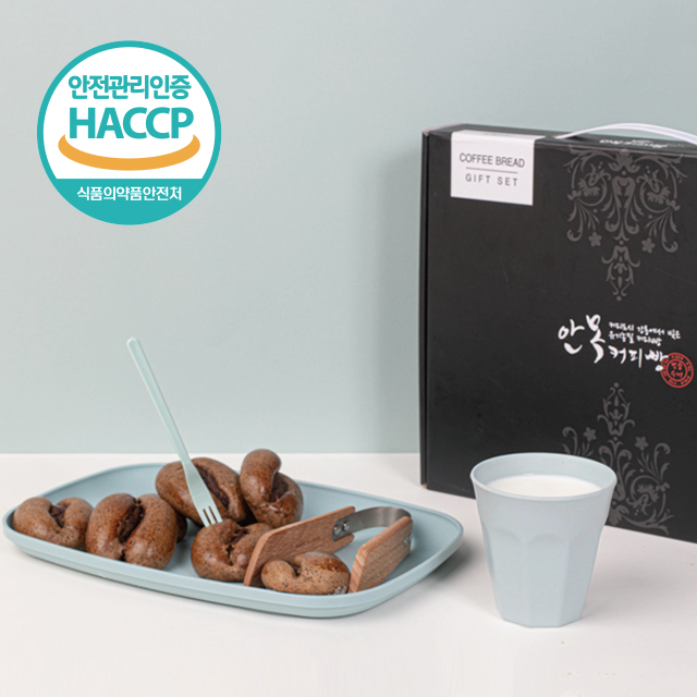 강릉B&C 안목커피빵 8개입