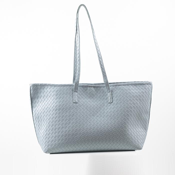 바이리니 위빙쇼퍼백  weaving shoulder bag