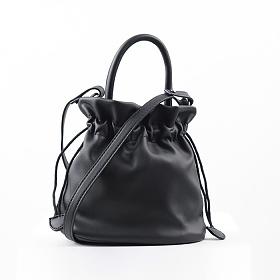 바이리니 탑핸들 버킷백 top handle bucket bag