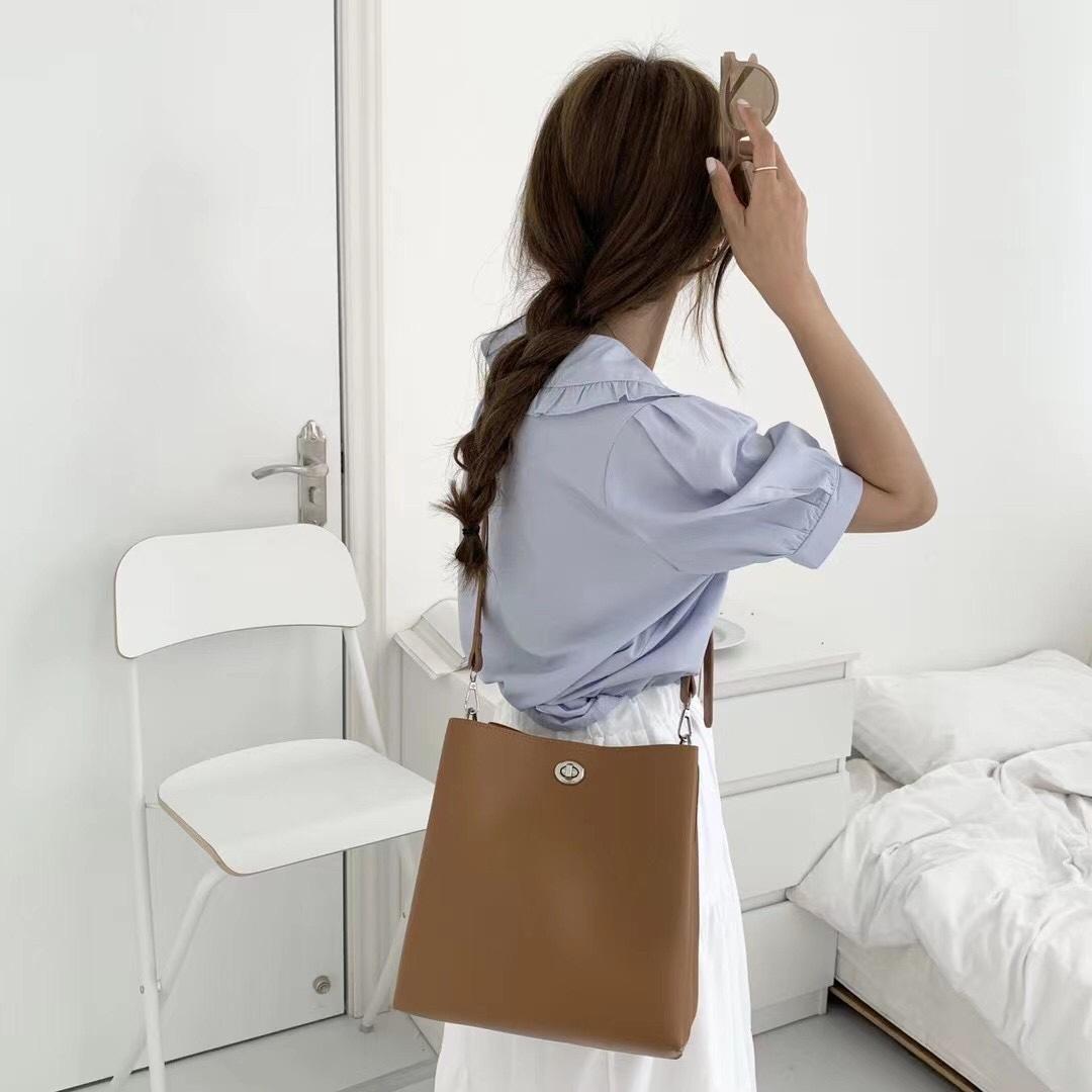 바이리니 더블숄더백  double shoulder bag