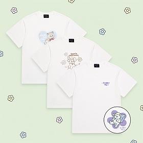 얼모스트블루 (SODA&CANDY EDITION)T-SHIRTS 소다&캔디 에디션 반팔 티셔츠