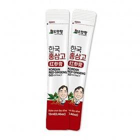 금성티케이 팜맛짱 홍삼고 홍삼농축액스틱 13gx30개