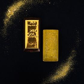 금성티케이 24K 골드바순금 수제천연비누세트100gx3개