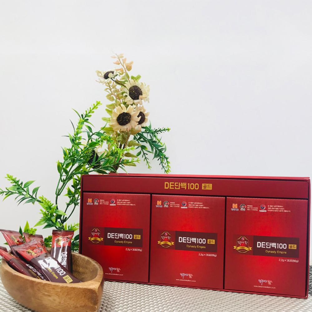 에이치엠오건강드림 홍삼제조파워골드 40gx10포x3박스