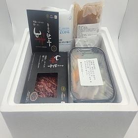 초심푸드 한우1++ 불고기 밀키트 250g(야채소스당면)