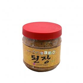북하특품사업단 시골 전통 된장 1kg