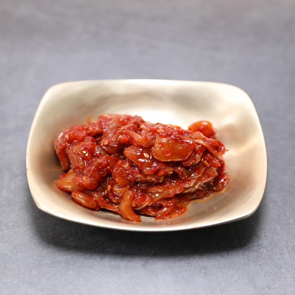 북하특품사업단 삼채창란 젓갈 400g