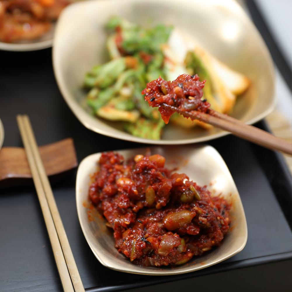 북하특품사업단 삼채낙지비빔 젓갈 150g