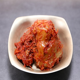 북하특품사업단 삼채가자미식해 젓갈 400g