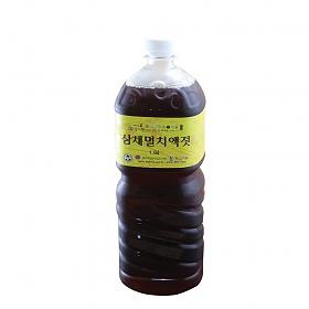북하특품사업단 삼채멸치 액젓 1.8L