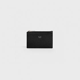 셀린느 지퍼 카드 지갑 블랙 공용 10F993BEL 38SI