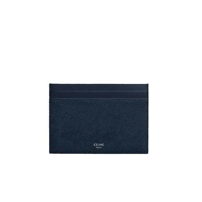 셀린느 멀티펑션 카드지갑 네이비 공용 10B763BFP 07OC