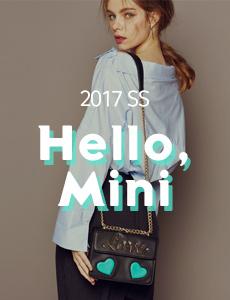 Hello, Mini (미니크로스백)
