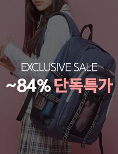 2018 가방팝 단독 특가전