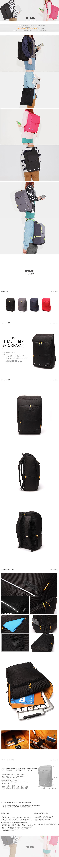 [에이치티엠엘]HTML-M7 (2015) Backpack (BLACK)_백팩