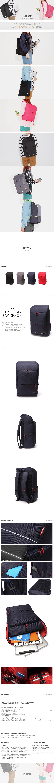 [에이치티엠엘]HTML-M7 (2015) Backpack (NAVY)_백팩