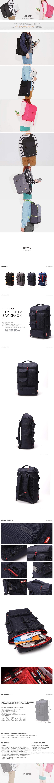 [에이치티엠엘]HTML-NEW H10 (2015) Backpack (NAVY)_백팩